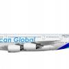 American Global Airbus A380-800