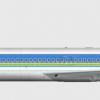 Royal Aruba Airways First MD-90  (1975-1978)