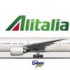 Alitalia 777 300ER