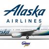 Alaska 737 900ER