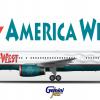 America West 757 200