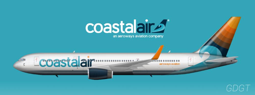 Coastal Air 767