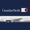 Canadian Pacific Air Lines 757-200