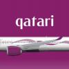 Qatari Airlines A350