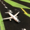 United on runway