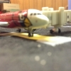 US Airways Arizona Cardinals special livery A319