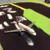 Allegiant landing