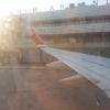 Onboard the Norwegian 737-800