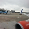 Onboard the SAS 737-700
