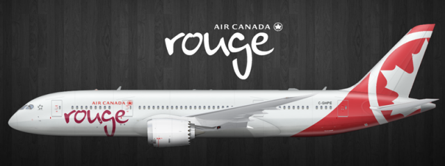 Air Canada Rouge 787 8 Newcdn S Gallery Gallery