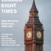 New York to London Eight Times by Oceanic Airlines
