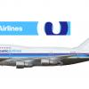 Oceanic Airlines Boeing 747SP