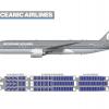 Oceanic Airlines 777-200ER c.1997