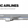 Oceanic Airlines 757-200 circa 2004 Chapter 11 Bankruptcy