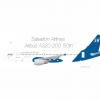 Salvation Airlines Airbus A320-200 '50th A320-200'