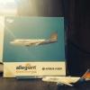 GJ Allegiant Airbus A320-200