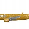 """OLÈ! A319S (2000 - 20XX """"Orange Dream"""" Livery)"""