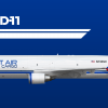 Reliant Airlines Cargo MD-11F