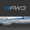 FWD Boeing 737-800