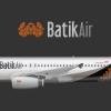 BatikAir A320-200