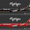 FlyVegas Boeing 737-800 Roulette Series