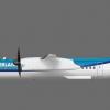 Air Nederland Bombardier Q400