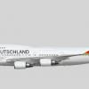 Flug Deutschland Boeing 747-400