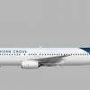 Boeing 737-800 Southern Cross