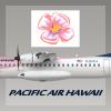 Pacific Air Hawaii Livery ATR 72