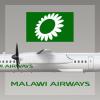 Malawi Airways Livery DHC-8-400