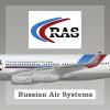 RAS Air Livery Ilyushin Il-96
