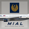 Malay International Air Lines Livery A310