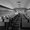 Douglas DC-8 interior 1957