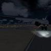Landing at KLAS