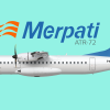 Merpati ATR 72