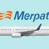 Merpati Airlines Boeing 737-900ER