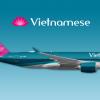 028 - Vietnamese, Airbus A350-900