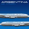 036 -  Argentina De Aviación, Boeing 707-487