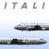 040 - Itali, Douglas DC4/7