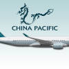 025 - China Pacific, Airbus A350-1000