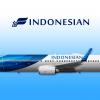 016 - Indonesian, Boeing 737-800