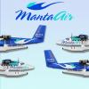 030 - MantaAir, De Havilland Canada DHC-6 Floatplane