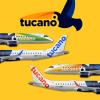 035 - Tucano, Embraer 190/195