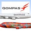 043 - Qompas, Boeing 747-400ER