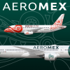 041 - AeroMex/MexiGo!, Boeing 787-9 + SSJ100