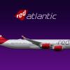 023 - Red Atlantic, Airbus A340-600