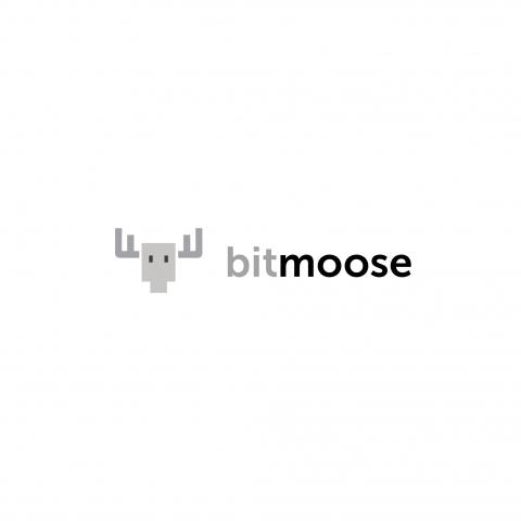 bitmoose design studios logo