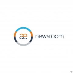 ae newsroom Branding Showcase