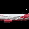 Sukhoi Superjet 100 Cubaire