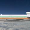Aerlínte Éireann 1975-96 livery Boeing 727 200